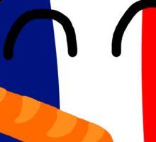 Franceball Sticker