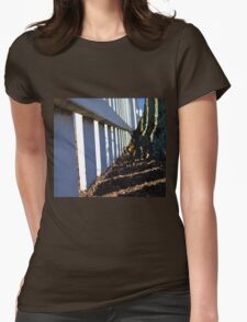 Leading Line Womens Fitted T-Shirt