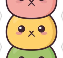 Bunny Dango  Sticker