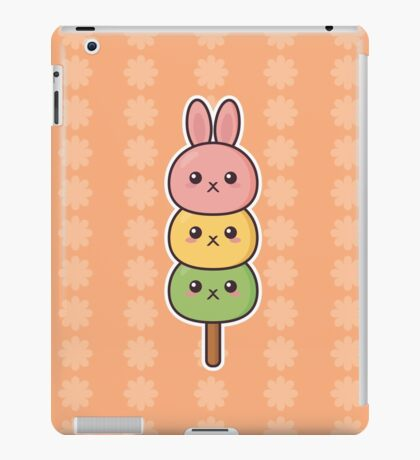 Bunny Dango  iPad Case/Skin