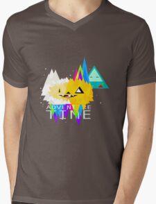 advanture time art Mens V-Neck T-Shirt