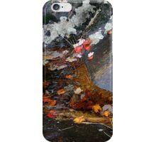 Autumn Rain No 1 iPhone Case/Skin