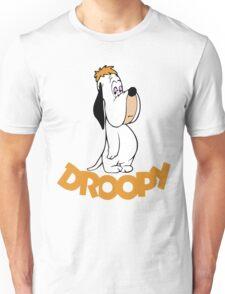 Droopy Cartoon Unisex T-Shirt