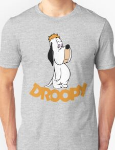 Droopy Cartoon Unisex T-Shirt