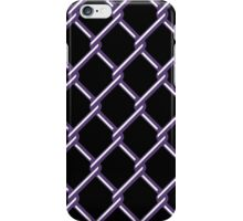 MESH FENCE iPhone Case/Skin