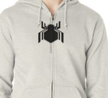 Civil War Spider-Man Zipped Hoodie
