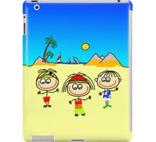Funny People Boys and Girls iPad Case/Skin