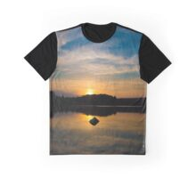 Serenity On The Lake Graphic T-Shirt