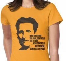 George Orwell 1984 II Womens Fitted T-Shirt