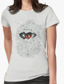 The EYE Womens Fitted T-Shirt