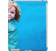 SL-WEEK 47 / Blue iPad Case/Skin