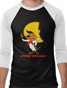 Speedy Gonzales Cartoon Men's Baseball ¾ T-Shirt
