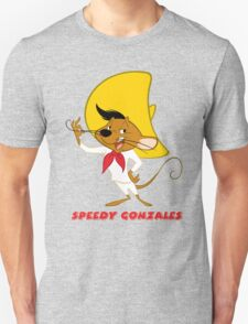 Speedy Gonzales Cartoon Unisex T-Shirt