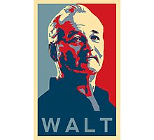 Bill Murray, Walter Gunderson, Parks and Rec Photographic Print