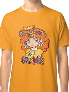 Flower Crown Princess Daisy Classic T-Shirt