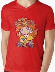 Flower Crown Princess Daisy Mens V-Neck T-Shirt