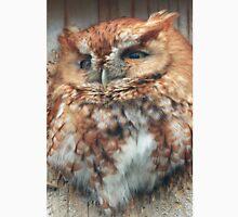 Rufous Screech Owl Unisex T-Shirt