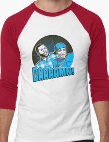DAAAAMN! Men's Baseball ¾ T-Shirt