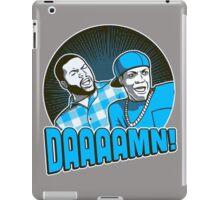 DAAAAMN! iPad Case/Skin