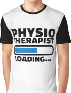 Physiotherapist loading Graphic T-Shirt