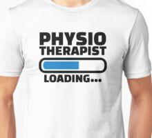 Physiotherapist loading Unisex T-Shirt