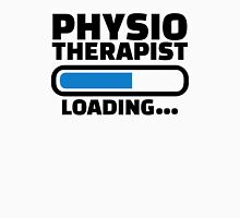 Physiotherapist loading Unisex T-Shirt