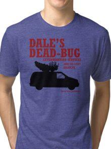 Dale's Dead-Bug Tri-blend T-Shirt