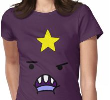 Angry Lumpy Space Princess Womens Fitted T-Shirt