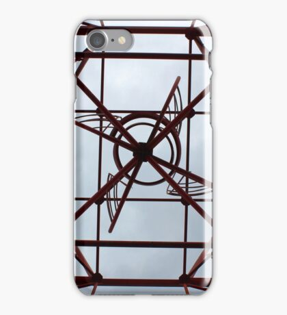 Steel Monument iPhone Case/Skin