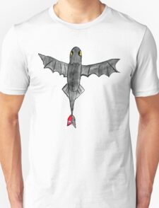 Watercolour Toothless Unisex T-Shirt