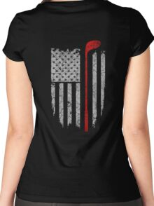Gofl Flag Women's Fitted Scoop T-Shirt