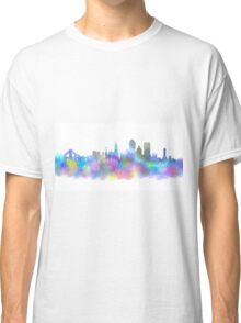 san francisco city skyline Classic T-Shirt