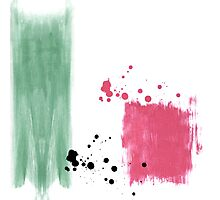 Blink Paint  Photographic Print