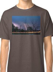 17th Street Thunder and Lightning Classic T-Shirt