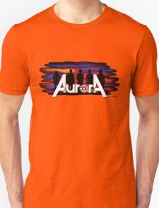 Aurora Band Unisex T-Shirt