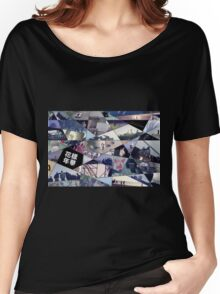 Prologue/Butterfly Puzzle Women's Relaxed Fit T-Shirt