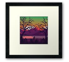 My Nature Collection No. 1 Framed Print