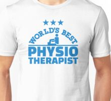 World's best physiotherapist Unisex T-Shirt