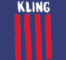 Meghan Klingenberg painted design Womens Fitted T-Shirt