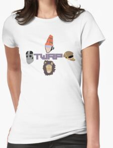 TWRP!!! Womens Fitted T-Shirt