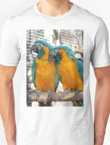 Birds in Love Unisex T-Shirt