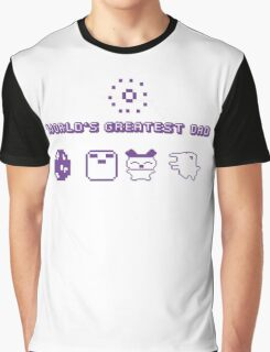 World's greatest dad Graphic T-Shirt
