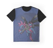 It's Hydreigon Time! Graphic T-Shirt
