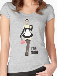 The Maid Women's Fitted Scoop T-Shirt