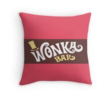WONKA Throw Pillow