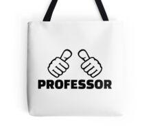 Professor Tote Bag