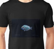 Natural History Fish Histoire naturelle des poissons Georges V1 V2 Cuvier 1849 123 Inverted Unisex T-Shirt