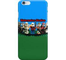 Watermelon Studios Channel Art 3 iPhone Case/Skin