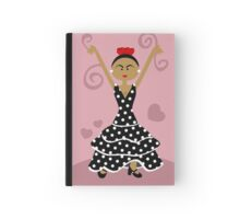 Gypsy Dancer 2 Hardcover Journal