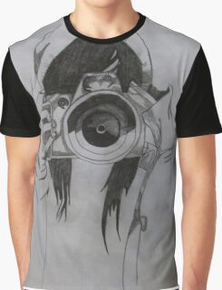 Say Cheese Graphic T-Shirt